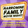 Square - Narromine Family Movie Night -