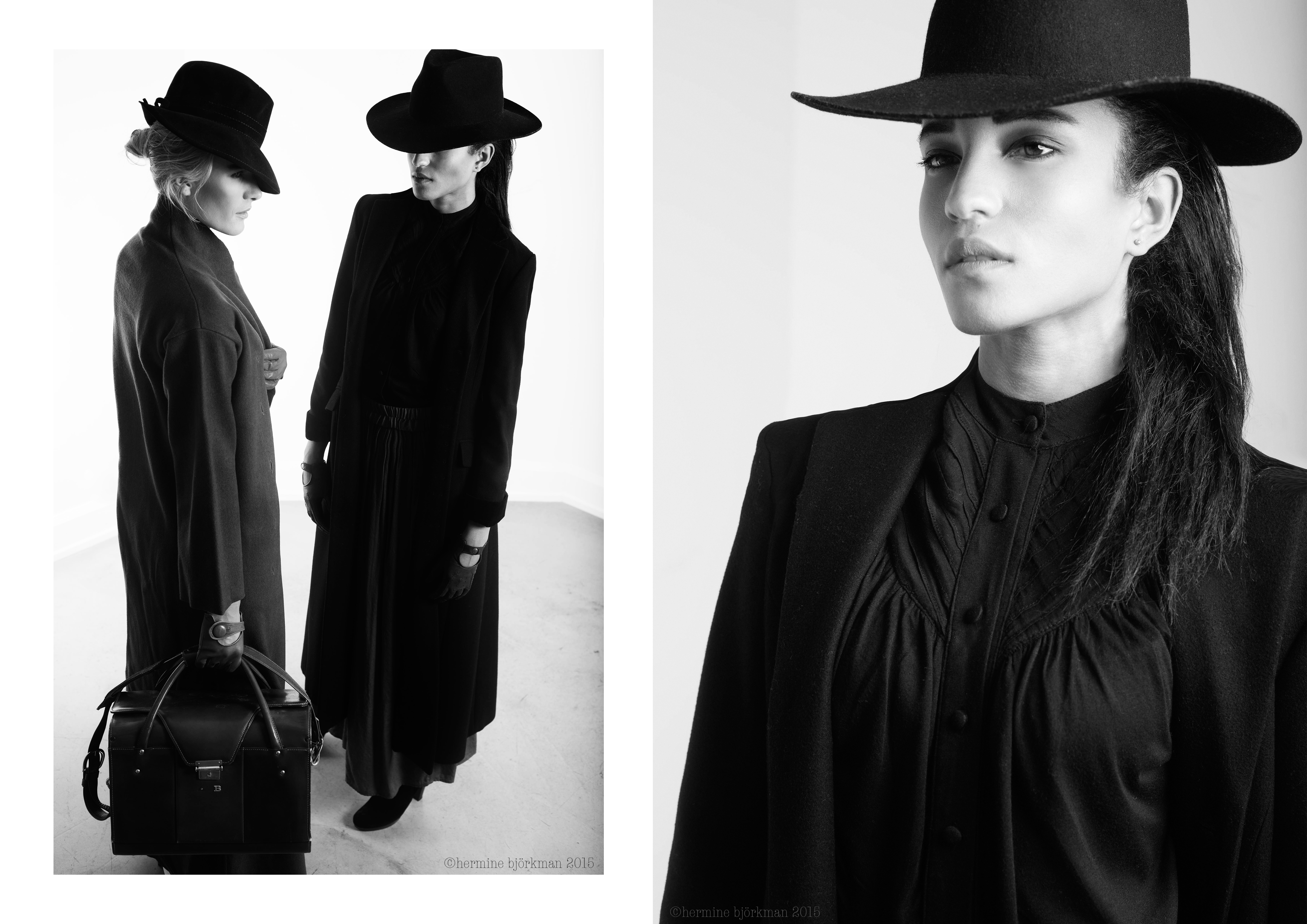 Editorial Androgynous 2