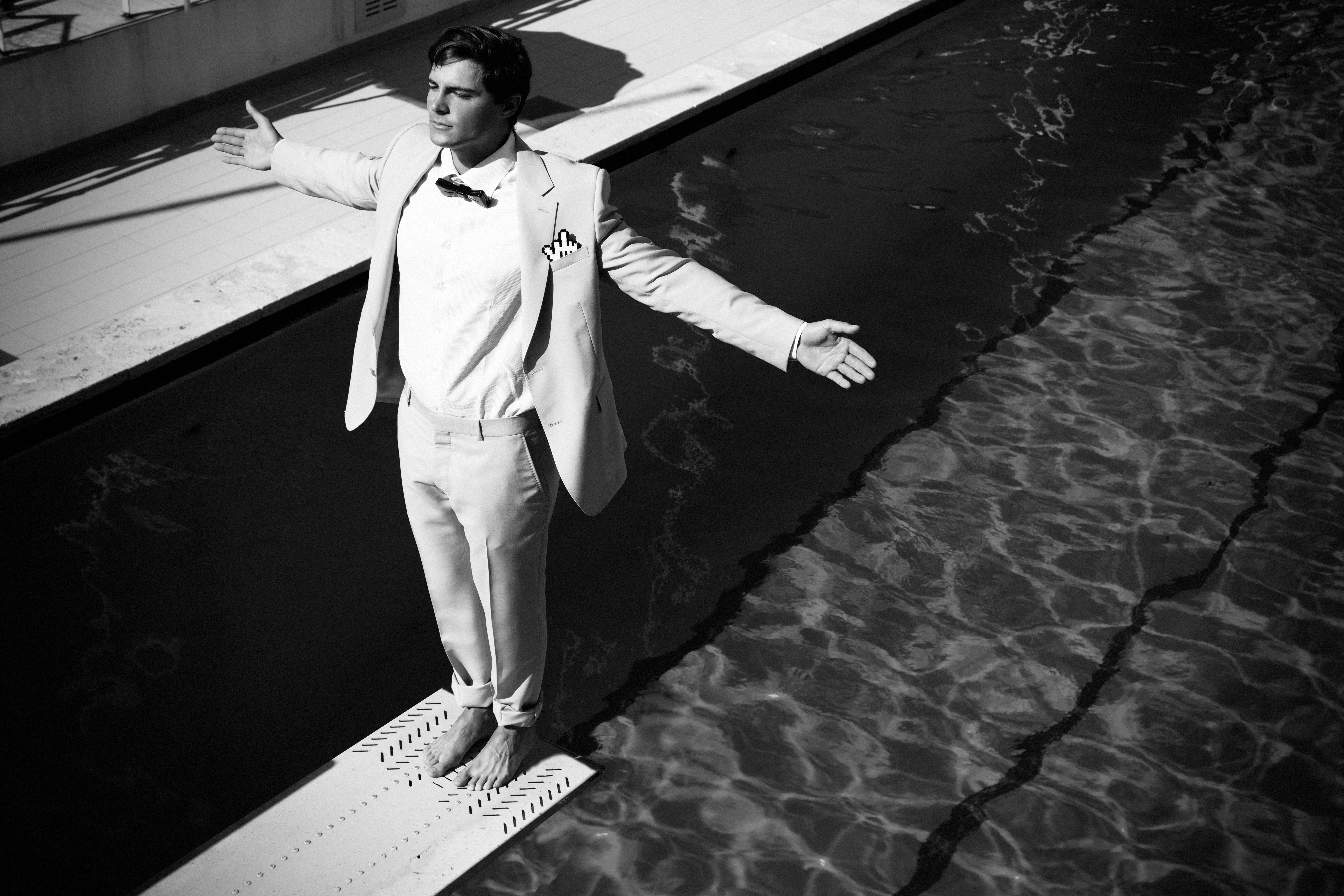 Elegant Sportsmen Editorial
