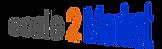 Scle2market logo