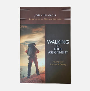 Ruach Store Bishop J Francis Book Walkin