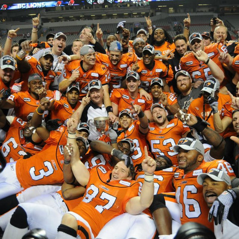 2011 Grey Cup Champions