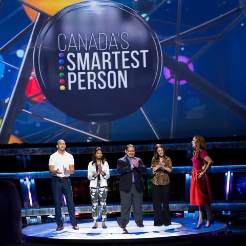 Marco Iannuzzi CBC's Canada's Smartest Person Episode Winner
