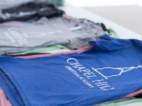 The CHCA Shirt- New Choices!