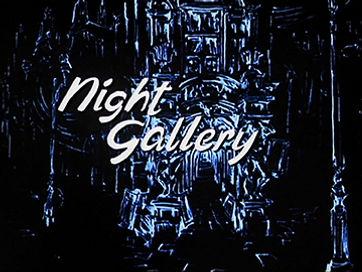 Night Gallery Cemetery