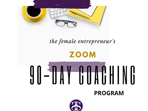 90-Day Coaching Program