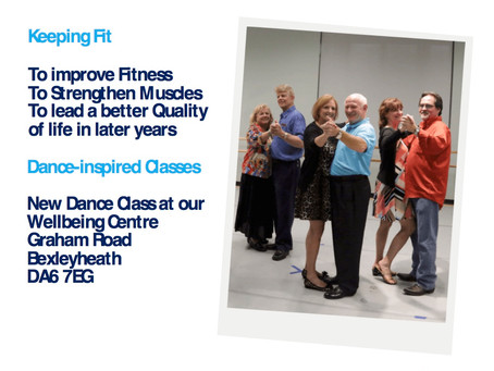 Keep Dancing in Later Life!