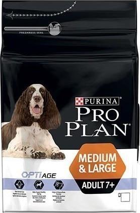 Διατροφή με συμπλήρωματα για ηλικιωμένο σκύλο