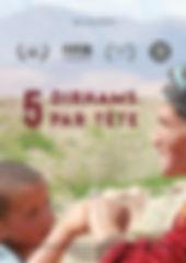 5 dirhams par tête - Affiche