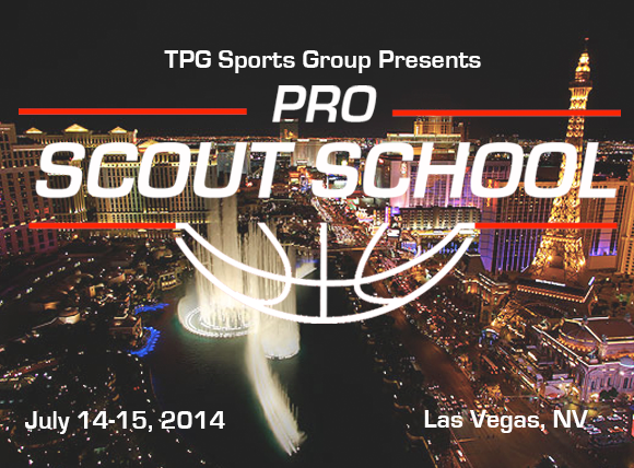 TPG Pro Scout School