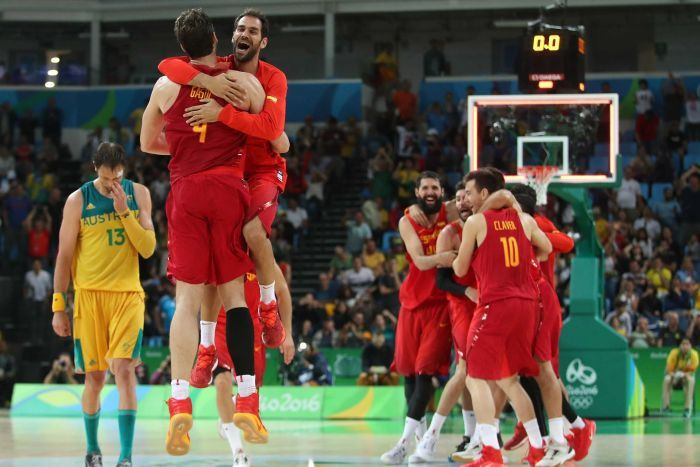 Spain Rolls Through The NBA