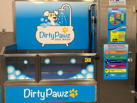 Dirty Pawz Self Serve Dog Wash vs. Everybody else