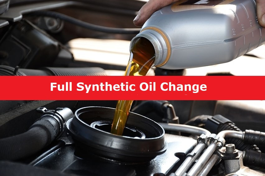 Synthetic / High Mileage Oil Change