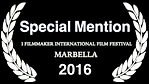Film Composer TV composer Special Mention Awards International Film Festival Marbella