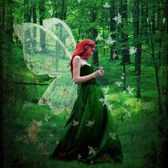 Арома-амулет «Лесная фея»