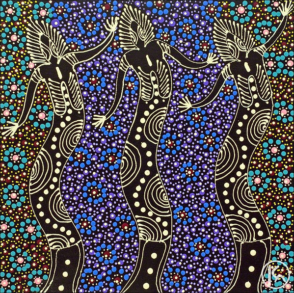 10moon_dreamtime_sisters_Collen Wallace