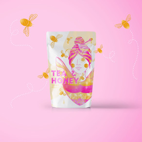 Tea & Honey Packaging