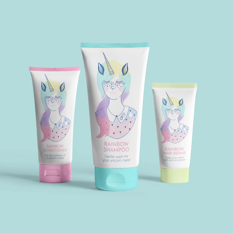 Unicorn Shampoo