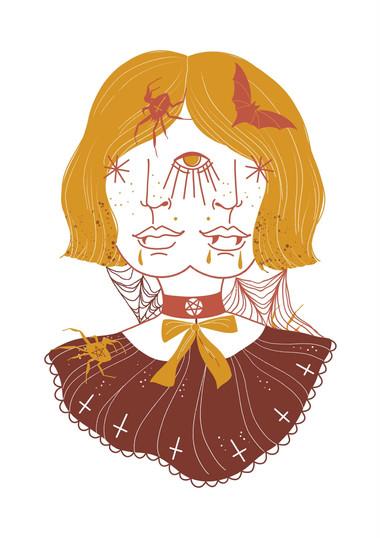 Siamese Girl Adelaide