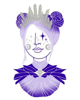 Moon Goddess Selena