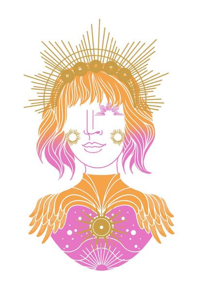 Sun Goddess Helena