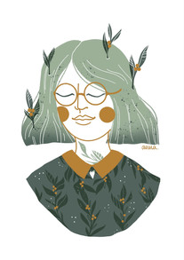 Plant Girl Jeanne