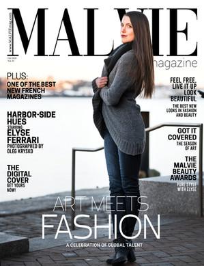Elyse Ferrari MALVIE Magazine Digital co