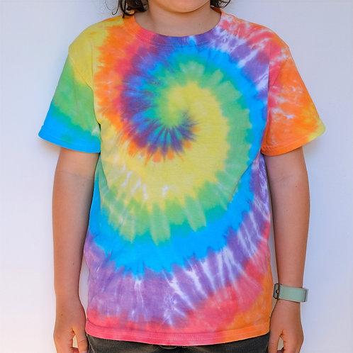 Kids Tie Dye - Blank