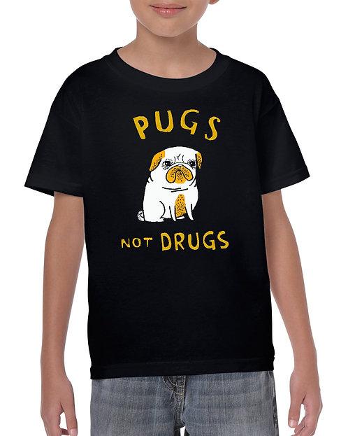 Kids T-Shirt - Pugs