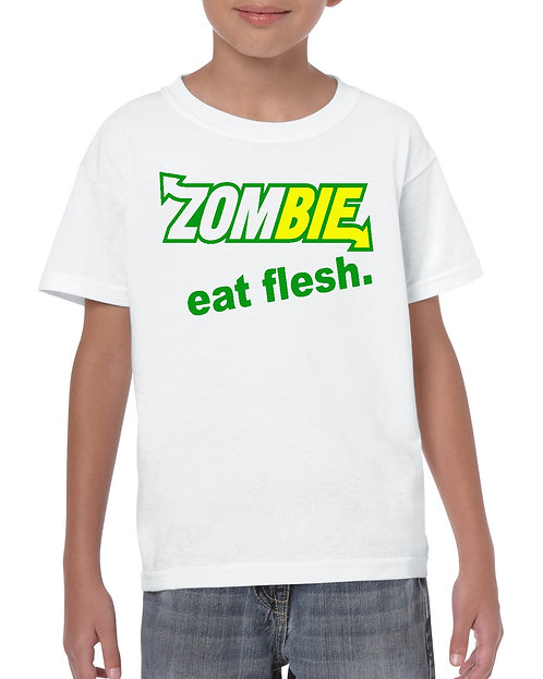 Kids T-Shirt - Zombie