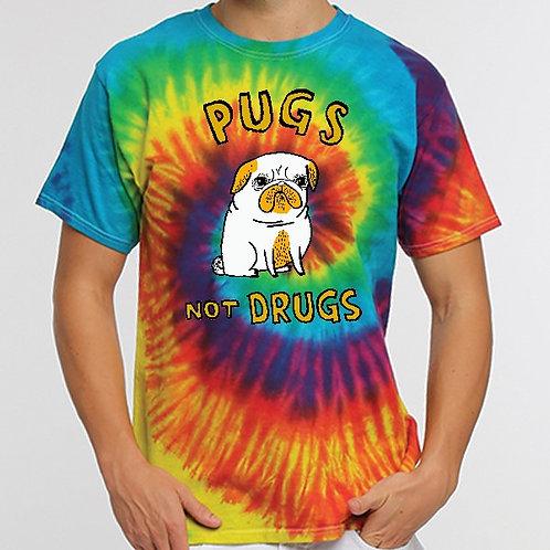 Tie Dye - Dark - Pugs