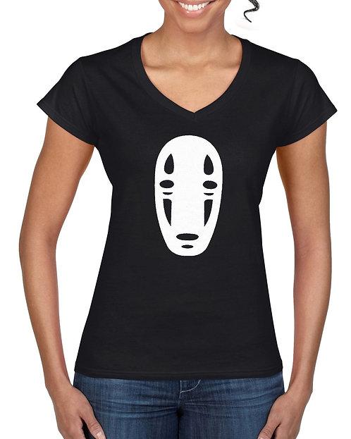 Womens T-Shirt - No face