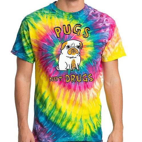 Tie Dye - Psych - Pugs