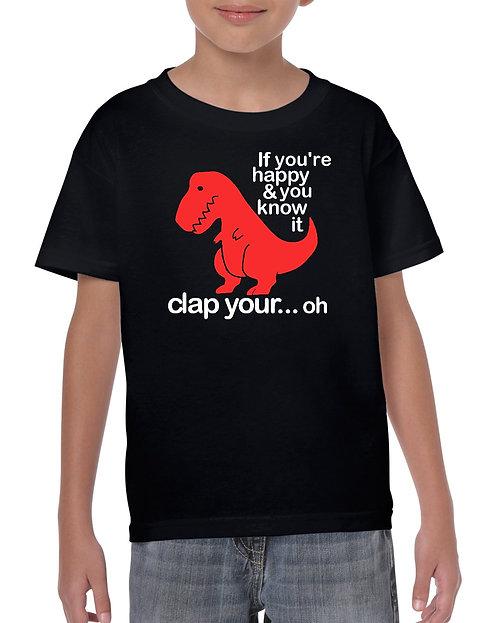 Kids T-Shirt - Happy