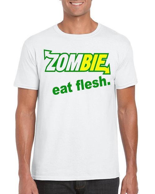 Mens T-Shirt - Zombie