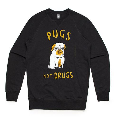 Crew Jumper - Pugs