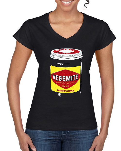 Womens T-Shirt - Vegemite