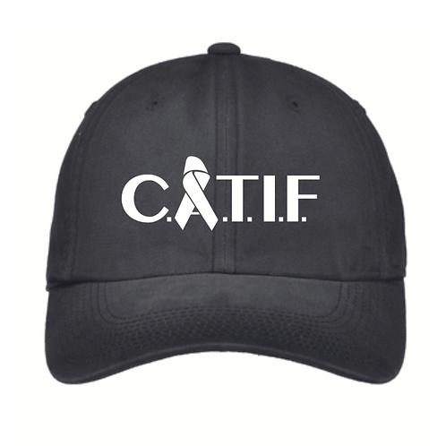 CATIF Logo Baseball Cap