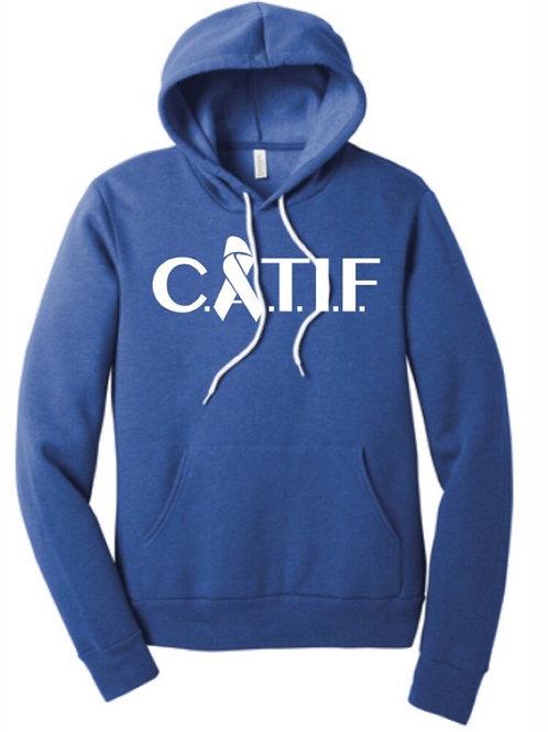 CATIF Logo Pullover Hoodie