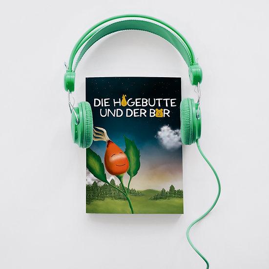 """Hörbuch """"Die Hagebutte und der Bär"""""""
