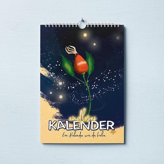 """Kalender """"Die Hagebutte und der Bär"""""""