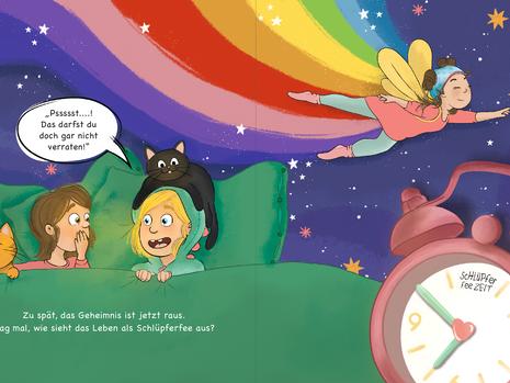 Einblick in unser neues Kinderbuch