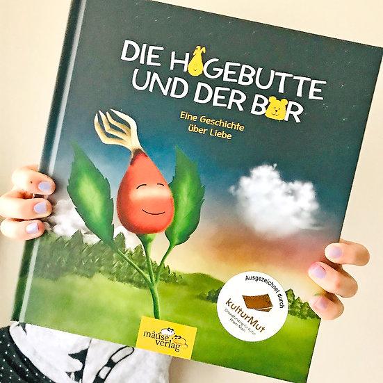 """Bilderbuch """"Die Hagebutte und der Bär"""""""