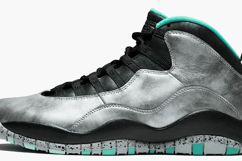 "Jordan 10 Retro 30th ""Lady Liberty"" - Size 9.5"