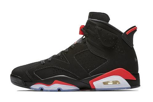 """Air Jordan 6 """"Infared"""" - Size 9.5 Mens"""