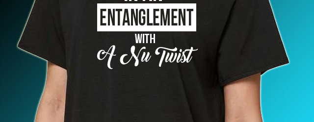 A Nu Twist 20th Anniversary T-Shirt