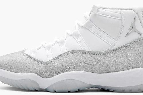"Air Jordan 11 ""Metallic Silver"" - 11 (Women's)"
