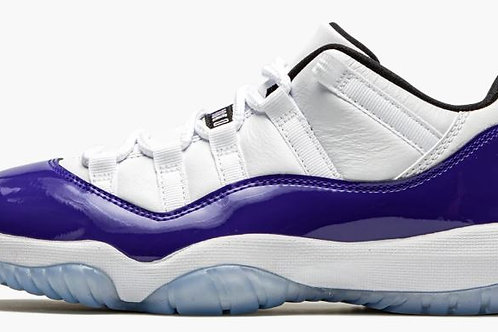 "Jordan 11 Low ""Concord Sketch"" -Size 11 (Women's) - SOLD OUT"