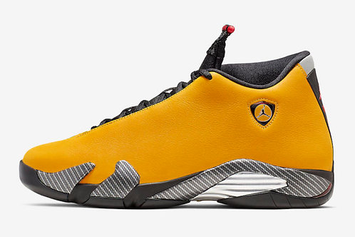 "Air Jordan 14 ""Yellow Ferrari"" - Size 10 Mens"