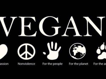 Becoming Vegan.